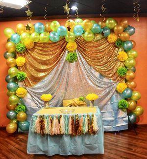 Balloon garland 25feet for Sale in Dunwoody, GA