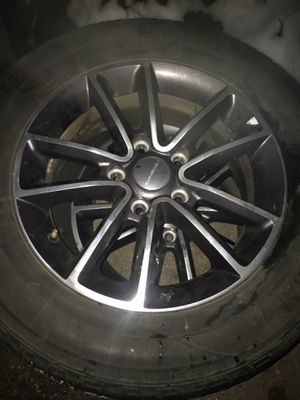 DODGE/CHRYSLER MINIVAN WHEELS GREAT CONDITION for Sale in Takoma Park, MD