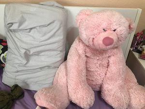 GIANT stuffed bear for Sale in Yucaipa, CA