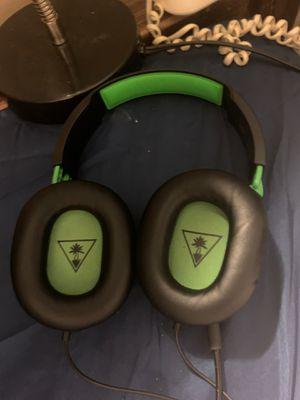 Turtle beach gaming headphones for Sale in Hamden, CT