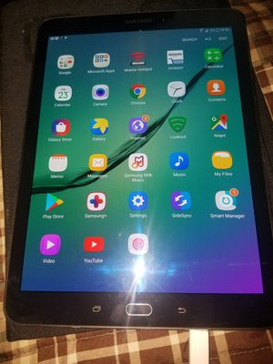 For Sale Samsung Galaxy Tab S2 Black, LTE, 4G, T Mobile, Excellent condition, no scratches, for Sale in Portland, OR