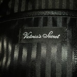 Victoria Secret Mixed Chevron Mini Backpack 1 Pocket Inside And Small Zip In The Zip Pocket for Sale in Port Orchard, WA