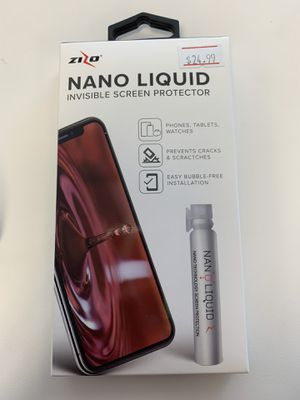 Nano Liquid Screen Protector for Sale in Rhinelander, WI