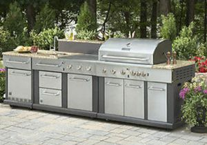 Master forge bbq and out door kitchen for Sale in Hemet, CA