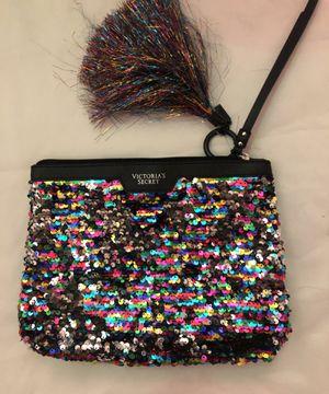 VS make up / wristlet bag for Sale in Alexandria, VA