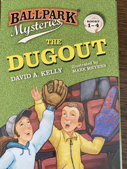 Ballpark Mysteries -The Dugout Book Series for Sale in Plano,  TX
