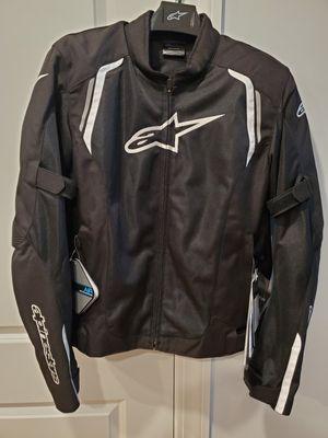 Alpinestars Ast Air Jacket Black for Sale in Garfield, NJ