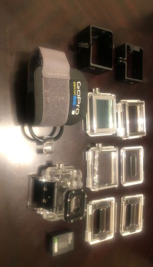 GoPro 3 accessory's for Sale in San Jose, CA