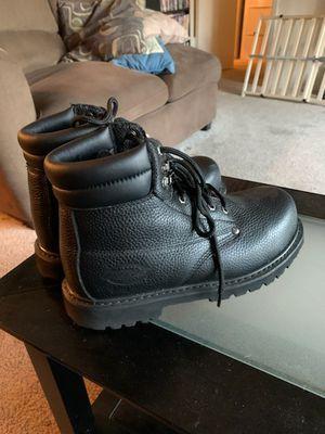 Steel toe work boots for Sale in Hayward, CA