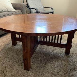 Solid Wood Coffee Table for Sale in Clovis, CA