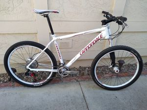 Cannondale F1 large mountain bike for Sale in La Costa, CA