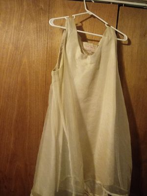 Gold Custom Made Baby Doll Dress for plus size women for Sale in Granite City, IL