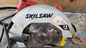 Skilsaw circular saw for Sale in Homestead, FL