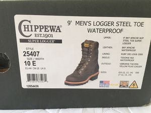 Chippewa Super Logger Boots for Sale in Raleigh, NC