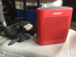 Bose Soundlink Color Bluetooth Speaker for Sale in Hillcrest Heights, MD