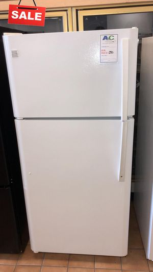FIRST COME!!CONTACT TODAY! Refrigerator Fridge Kenmore 30in Wide #1472 for Sale in Silver Spring, MD