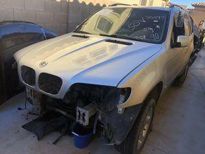 2003 BMW X5 3.0l 3.0 parts car suv truck healthy engine and auto transmission project partout junk scrap for Sale in Scottsdale, AZ