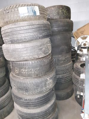 *** TIRES INVENTORY*** for Sale in Fresno, CA