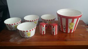 7 Piece Popcorn set for Sale in High Point, NC