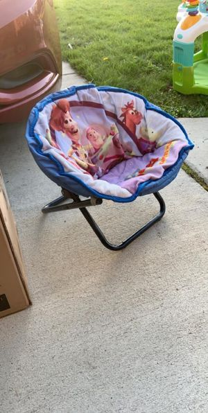Kids Saucer Chair for Sale in Buffalo, NY