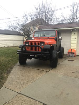 1995 Jeep for trade for Sale in Parma, OH
