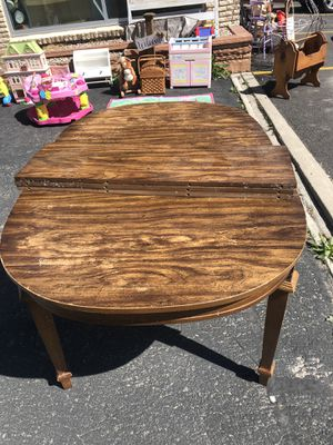 Kitchen table w/ Extension for Sale in Payson, UT