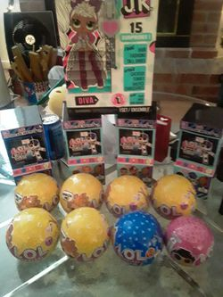 Lol Balls Girls And Boys for Sale in Santa Clara,  CA