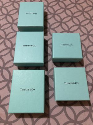 Tiffany boxes for Sale in Queens, NY