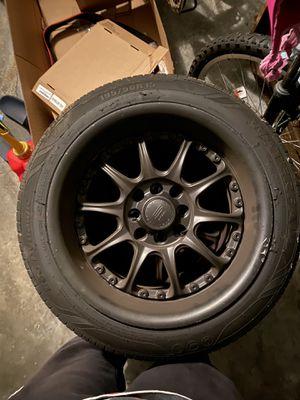 195/50/R15 Spec 1 Rims and Tires for Sale in Orlando, FL