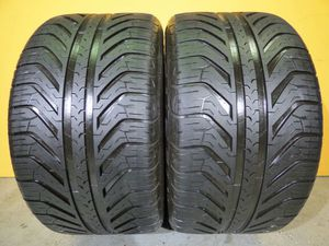 285/40/17 MICHELIN PILOT SPORT 98% EXCELLENT CONDITION LIKE NEW for Sale in Tampa, FL