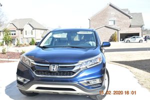 2015 Honda CRV EXL with Remote Start for sale for Sale in Suwanee, GA