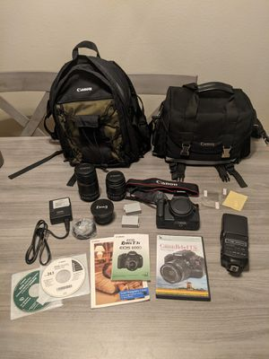 Canon Rebel T3i for Sale in Chino Hills, CA