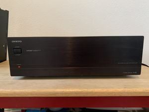 Onkyo Stereo Power Amplifier M-282 for Sale in Las Vegas, NV