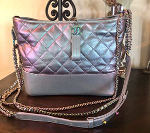 Iridescent Gabriel unicorn chanel bag for Sale in Johns Creek, GA