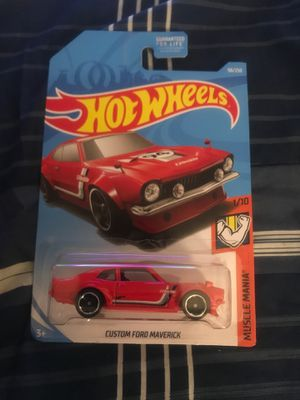 Hot Wheels Custom Ford Maverick for Sale in La Puente, CA