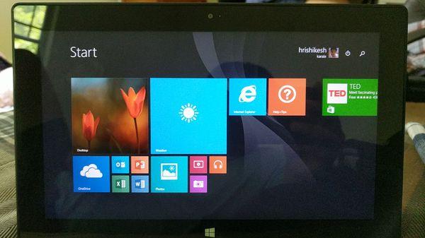 Microsoft Windows Surface 64GB