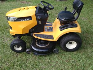 Cub cadet riding mower for Sale in Smithfield, NC