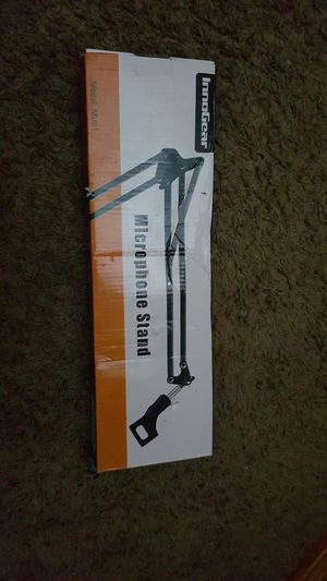 Microphone stand for Sale in Palmdale, CA