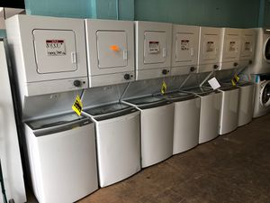 "New whirlpool 24"" stackable washer and dryer 10% off for Sale in Reisterstown, MD"