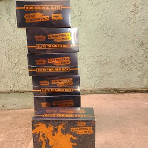 Pokémon Champions Path- Elite Trainer Box for Sale in Anaheim, CA