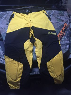 Klim snowmobile or motorcycle pants xl for Sale in Gilbert, AZ