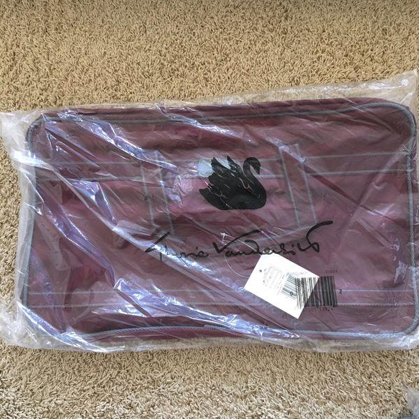 Gloria Vanderbilt Luggage Travel Bag Set