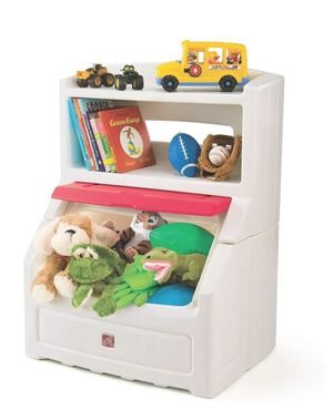 Step2 Bookcase Toy Storage Chest for Sale in Bothell, WA