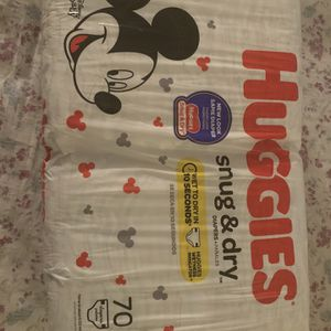 Size 3 Diapers - Honest & Huggies for Sale in Glendale, AZ