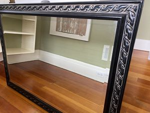 Antique refinished mirror . for Sale in Hollywood, CA