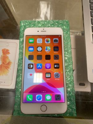 AT&T IPhone 6s Plus unlocked for Sale in Victoria, TX