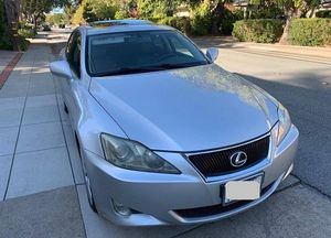 For sale.2 0 0 62006 Lexus IS250 Needs.Nothing FWDWheels One Owner for Sale in Chattanooga, TN