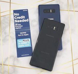 Samsung Galaxy Note 8 64gb Unlocked for Sale in Shoreline,  WA