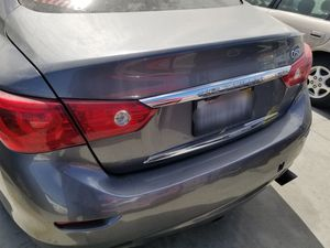2014 2015 2016 2017 2018 INFINITI Q50 PARTS for Sale in Los Angeles, CA