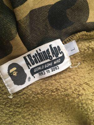 Bape hoodie for Sale in Douglasville, GA
